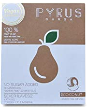 Healthy Snack Pyrus 100% Fruit, Vegan, Natural, No Added Sugar, No Sweetener Gluten Free