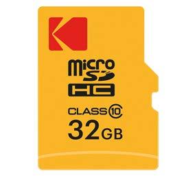 Kodak Extra 32 GB Class 10 MicroSD Card