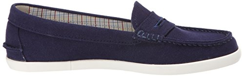 Cole Haan Mujer Pinch LTE Mocasines. Peacoat Canvas