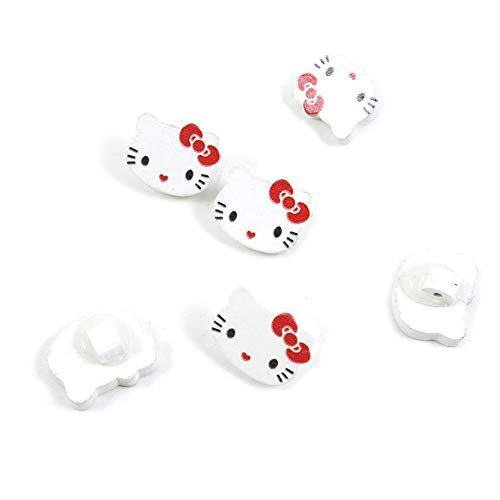 hello kitty buttons for sewing - 2