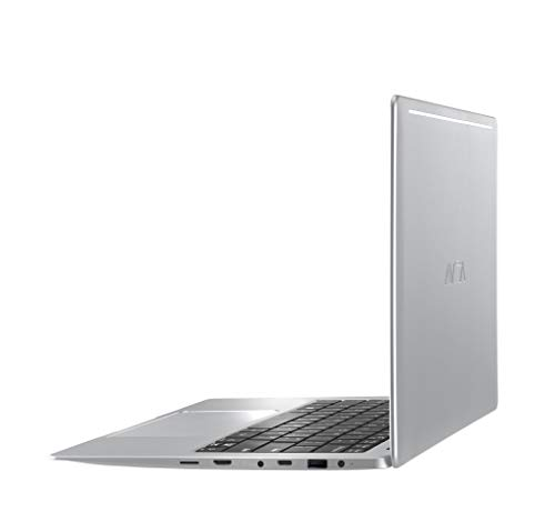 Avita Liber Core i5 7th Gen - (8 GB/128 GB SSD/Windows 10 Home) NS14A1IN501P Thin and Light Laptop (14 inch, Cloud Silver, 1.46 kg)