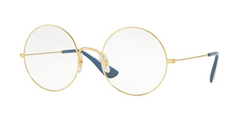 Ray-Ban RX6392 Eyeglasses Gold - Ray Bans Rx