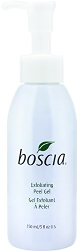 boscia Exfoliating Peel Gel - A Deep-Cleaning Daily Exfoliant, 5 fl oz.