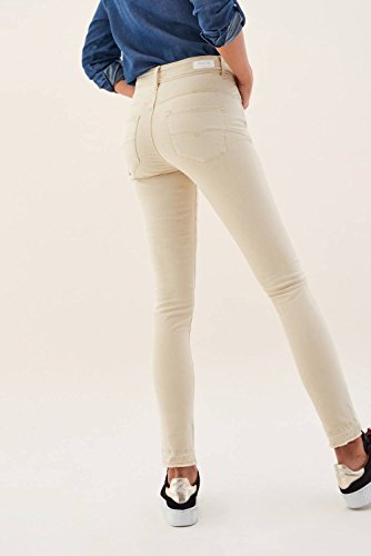 Colorata Salsa Beige Tela Capri Glamour Secret in q8w8A6P