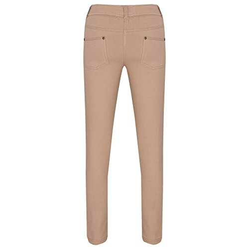 A2Z 4 Kids® Girls Skinny Jeans Kids Stone Stretchy Denim Jeggings Fit Pants Trousers 5-13 Yr by A2Z 4 Kids® (Image #1)