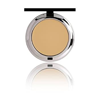 Bella Pierre 100 Percents Natural Pressed Mineral Foundation Cinnamon by Bella Pierre