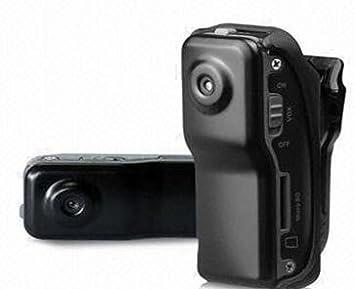 Amazon.com : 720p HD Mini Metal Camera DVR Police Body Cam ...