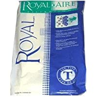 Royal Dirt Devil Paper Bag, Royal Type T Ry5300 (Pack of 7)