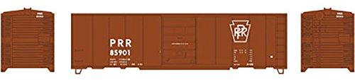 - Athearn HO 40' Box Car Single Door PRR #85901