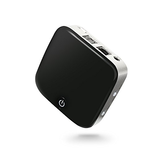 ARCHEER Bluetooth 4.1 Transmitter and Receiver, Wireless 3.5