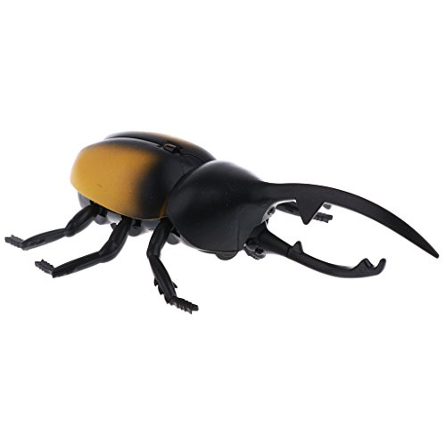 Homyl Novelty Remote Control RC Spider Prank Gag Toys Insects Joke Scary Trick Bugs Party Halloween Cat Dog Pet Toys -