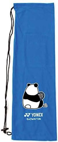 YONEX(ヨネックス) バドミントン AC541 ソフトケース ラケットケース 【パンダ 休憩中】