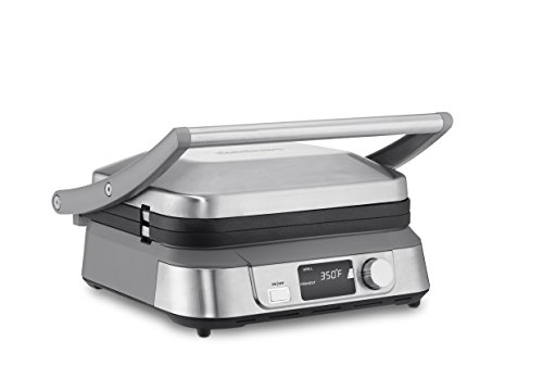 Series Gourmet Grill (Cuisinart GR-5B Series Griddler Five)