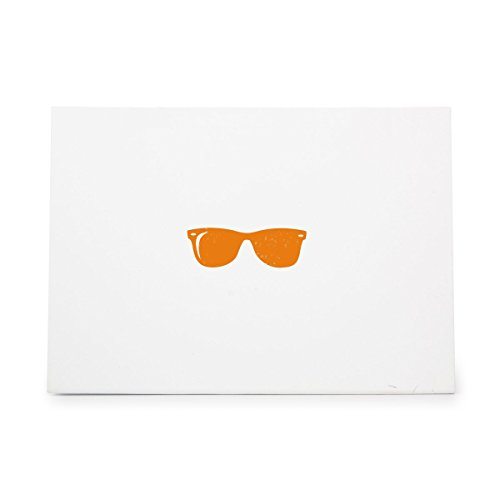 Sunglasses Bright Eye Glasses Hot Style 3901, Rubber Stamp Shape great for Scrapbooking, Crafts, Card Making, Ink Stamping Crafts