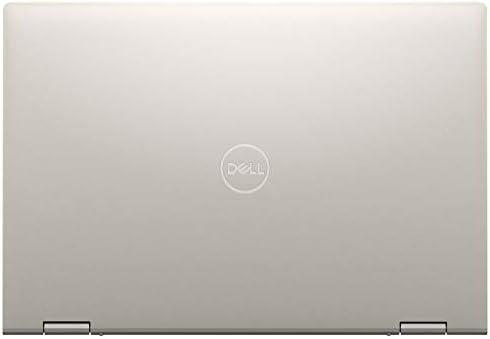 """2021 Dell Inspiron 14 5000 5406 Premium 2 in 1 Laptop I 14"""" HD Touchscreen I 11th Gen Intel 4-Core i5-1135G7(>i7-10710U) I 8GB DDR4 256GB SSD I Backlit Keyboard Fingerprint HDMI USB-C Wifi6 Win10 311tJ4TrFBL"""