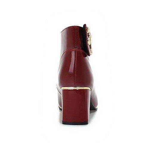 EU Sandales Femme Pour Rouge 5 1To9 Inconnu MJS00973 38 q0w16nf