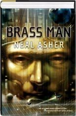 book cover of Brass Man