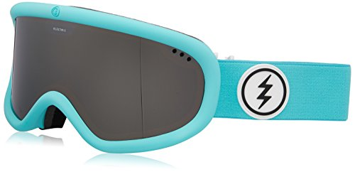 Electric Visual Charger Turquoise/Brose Silver Chrome Snow - Goggles Womens Electric