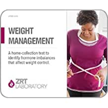 ZRT Weight Management Profile - At-Home Saliva and Blood Weight Loss Hormone Testing Kit - Includes Pre-Paid Sample Return Label