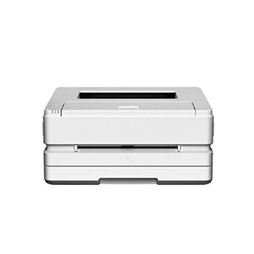 RSTJVB All-In-One-WLAN-Laserdrucker, Duplex-Kopier- und Scan, weiß, platzsparend, drahtloser WiFi-Drucker