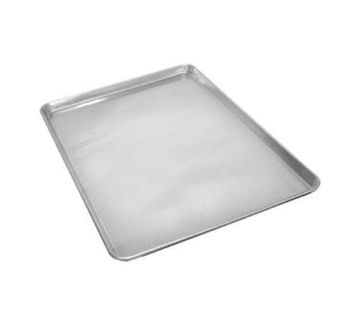 Set of 2 Aluminum Sheet Pan Commercial Grade 18x13 Half Size