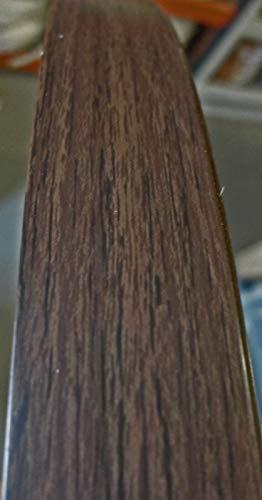 (Columbian Walnut Wilsonart 7943 PVC edgebanding 15/16