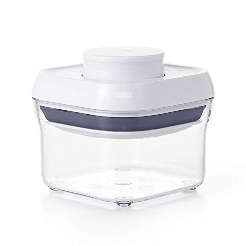OXO Good Grips POP Container – Airtight Food Storage – 0.3 Qt for Spices & Herbs and More
