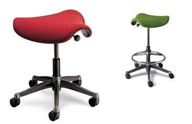 Humanscale Freedom Saddle Seat