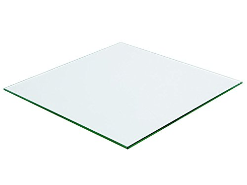 VELLEMAN GP8200 GLASS PANEL FOR 3D PRINTER (215mm X 215mm X 3mm)