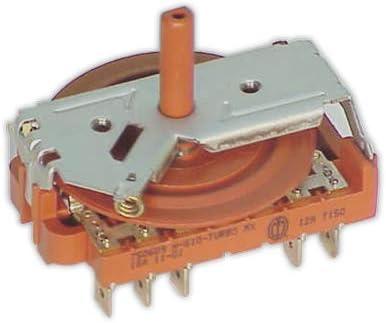 DOJA Industrial | Selector HORNO 5/P TEKA H-610 turbo MX | Horno ...