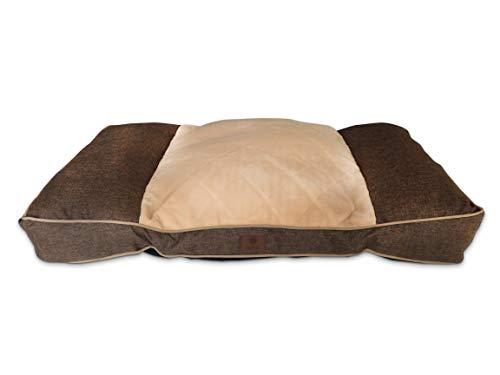American Kennel Club AKC6999BROWN Thermal Sofa Pet Bed, Brown, 36 x 27