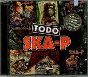Ska-P Todo : Edicion CD+DVD
