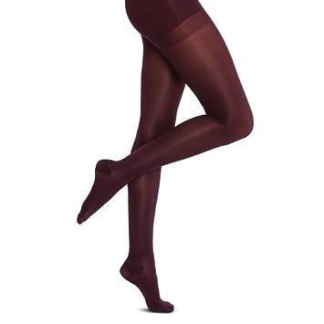 Classic black pantyhose