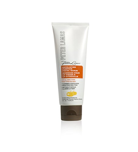 Peter Lamas Naturals Exfoliating Pumpkin Facial Scrub, 4 fl oz -