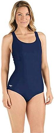 Speedo Women's Aquatic Moderate Ultraback Swim