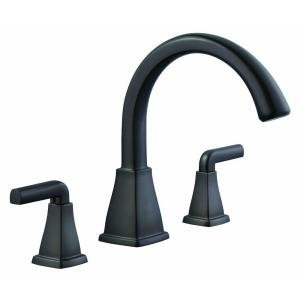 Glacier Bay 12000 Series Roman Tub Faucet in Oil Rubbed Bronze by Glacier Bay