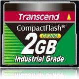 TRANSCEND 2GB INDUSTRIAL CF CARD 200X (ULTRADMA4) - TS2GCF200I