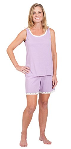 Cool Jams Moisture Wicking Shorty Pajamas Set (S-XL)
