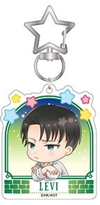 Attack on Titan Charms you wish upon a star Rivera Electric car