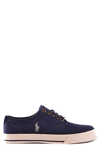 Blu Ralph Tessuto Mcbi251250o Lauren Ralph Lauren Sneakers Uomo r0vqx04Yw