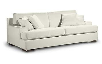 Bezug Für IKEA GÖTEBORG 3er Sofa In Florenz Combo Weiß Von Saustark Design