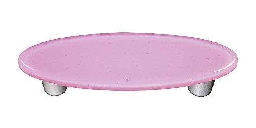 Oval Pull in Neo Lavender Shift (Black) ()