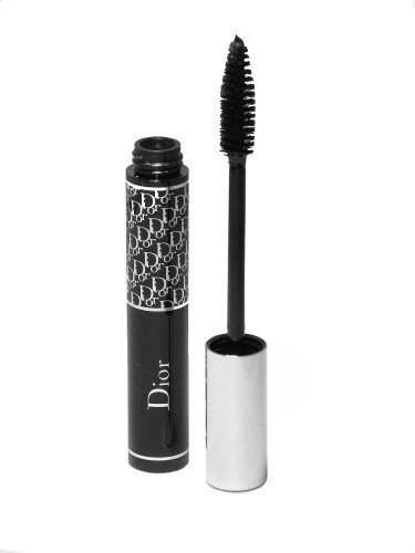 Christian Dior Diorshow Mascara Backstage Makeup - Black (#090) 0.38 Fluid Ounce (11.5ml) Brush - Backstage Makeup Brush