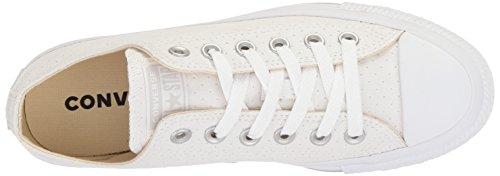 102 Femme Blanc CTAS White Baskets White Converse White Ox White 74HSqwzx