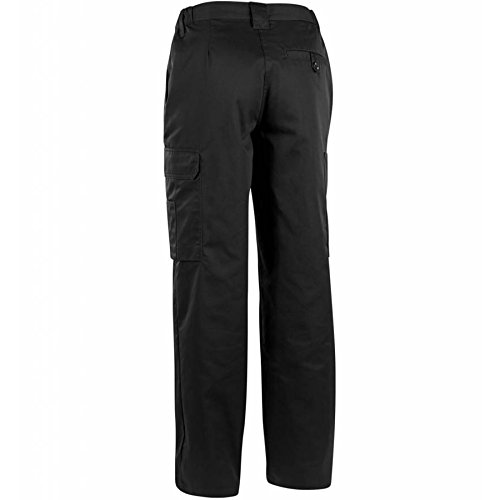 IN Black Metric Size C40 712018009900C40 Woman Trousers Size 31//32