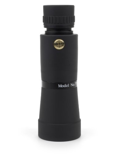 SWIFT 779 Birdfeeder Monocular Binocular, Black by Swift