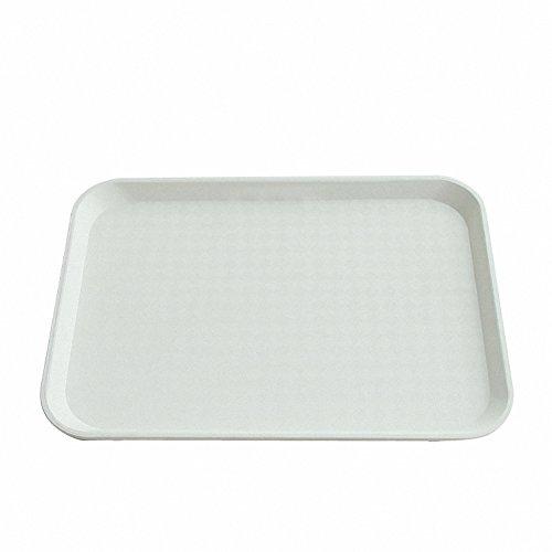Reptile Food Bowl large OMEM Water Dish,Feeding Dish, Tortoise Bowl (L, White) by OMEM (Image #1)