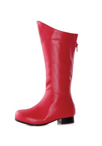 1 Inch Heel Superhero Ankle Boot Children's