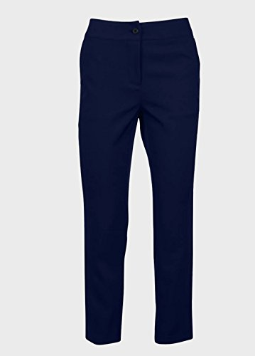 GN WMNS EASY PLAY STRETCH PANTS- NAVY- 10