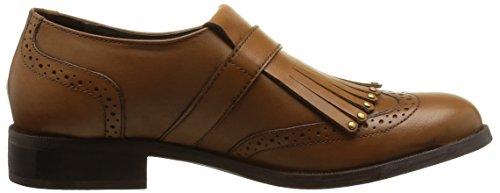 Eden Mara - Zapatos de Cordones para Mujer Marrón Marrón (Cognac) 41 9i981zhQ